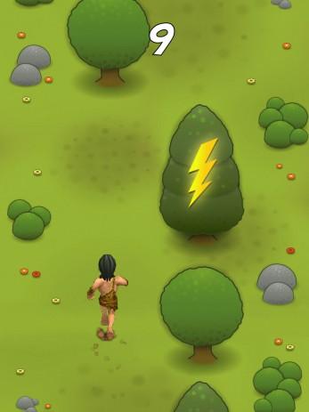 Forest Dash - ipad2
