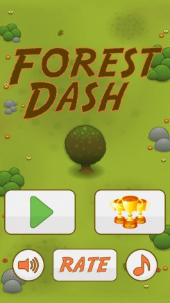 Forest Dash - iphone
