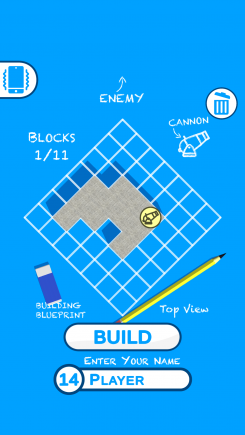 Build And Destroy! - iphone1