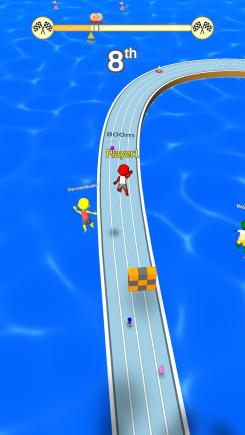 Bouncy Race 3D - iphone1