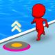 Bouncy Race 3D icon